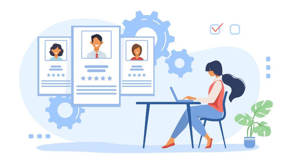 pro-suma.com recruit agent analyzing candidates